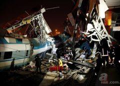 accident feroviar Ankara