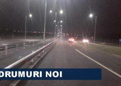S-a deschis circulația rutieră pe încă 6,5 km din autostrada A3 de la Șoseaua de Centură până în zona Petricani