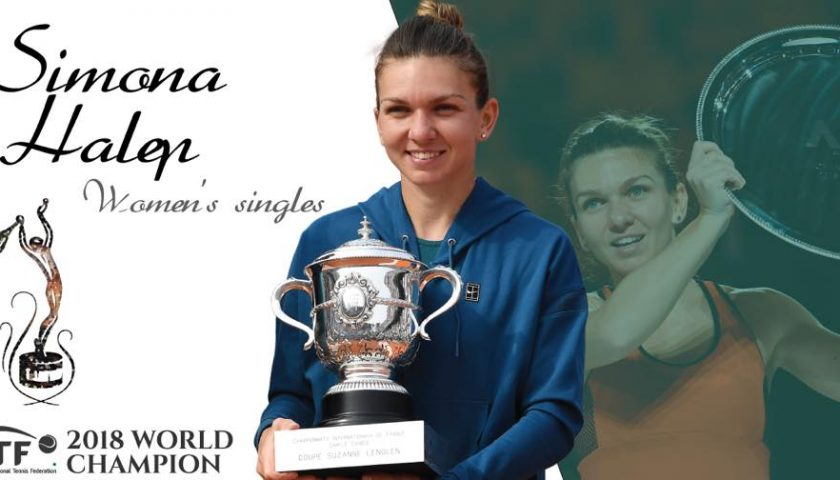 halep locul I WTA campioana mondiala