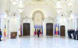 Daniel Suciu şi Răzvan Cuc, noii miniștrii ai Dezvoltării și Transporturilor, au depus jurământul de învestitură