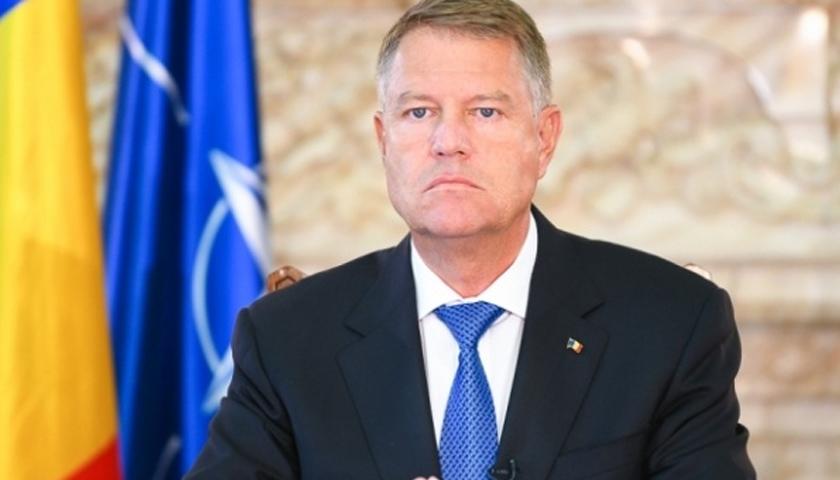 Preşedintele României anunţă stare de urgenţă începând de săptămâna viitoare.