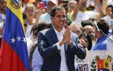 Klaus Iohannis  l-a recunoscut pe Juan Guaidó drept președinte interimar al Venezuelei