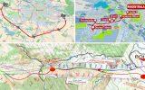 S-au semnat trei contracte de infrastructură privind autostrada Sibiu-Piteşti, centura Capitalei și magistrala 5 de metrou