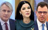 Iohannis a semnat decretele privind desemnarea miniştrilor interimari
