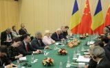Viorica Dăncilă s-a întîlnit cu premierul Chinei și au discutat despre oportunități de colaborare  în proiecte de tip PPP