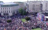În jur de 15.000 de oameni au participat la mitingul PSD din Iaşi