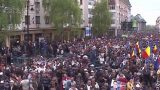Miting PSD la Târgoviște