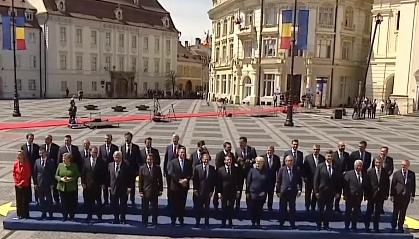 Summitul de la Sibiu: Declarația liderilor UE