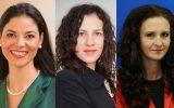 Trei miniştri au depus jurământul de învestitură la Palatul Cotroceni