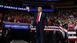 Donald Trump şi-a lansat campania pentru prezidenţialele din 2020 la Orlando, în Florida