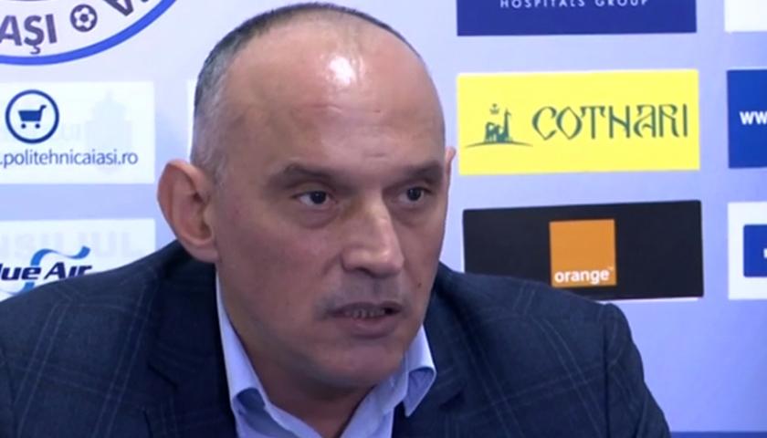 Florin Prunea, numit manager general al clubului de fotbal Dinamo
