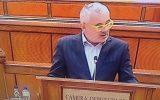 Moţiunea de cenzură a fost citită în Parlamentul României
