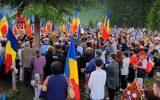Valea Uzului/Viorica Dăncilă solicită ferm respectarea simbolurilor statale ale României și normele de ordine publică