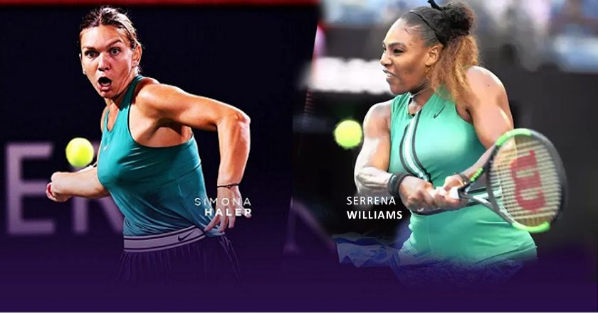 Simona Halep s-a calificat în premieră în finala turneului de la Wimbledon, unde o va înfrunta pe Serrena Williams