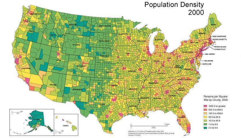Întrebarea despre naţionalitate, exclusă definitiv din recensământul SUA în 2020
