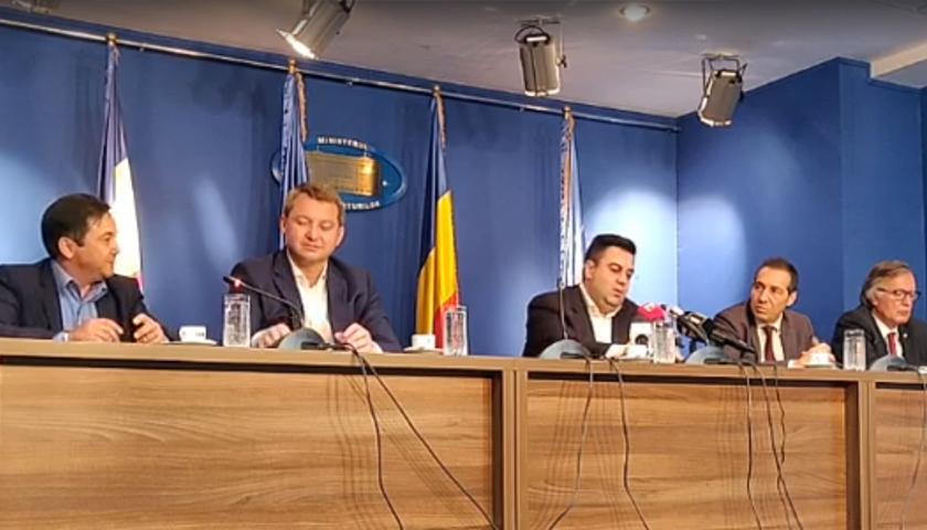 CNAIR şi firma turcă Alsim Alarko au semnat contractul pentru construirea lotului 1 al Autostrăzii de Centură Bucureşti