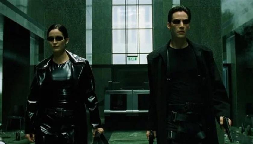 """Keanu Reeves va reveni în rolul Neo în cel de-al patrulea film din seria """"Matrix"""""""