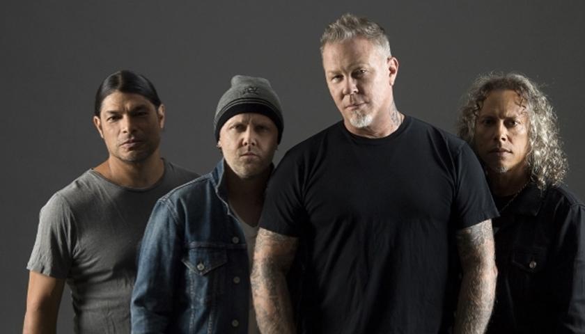 """Metallica susţine un concert la Bucureşti în cadrul turneului """"Worldwired Tour 2019"""""""