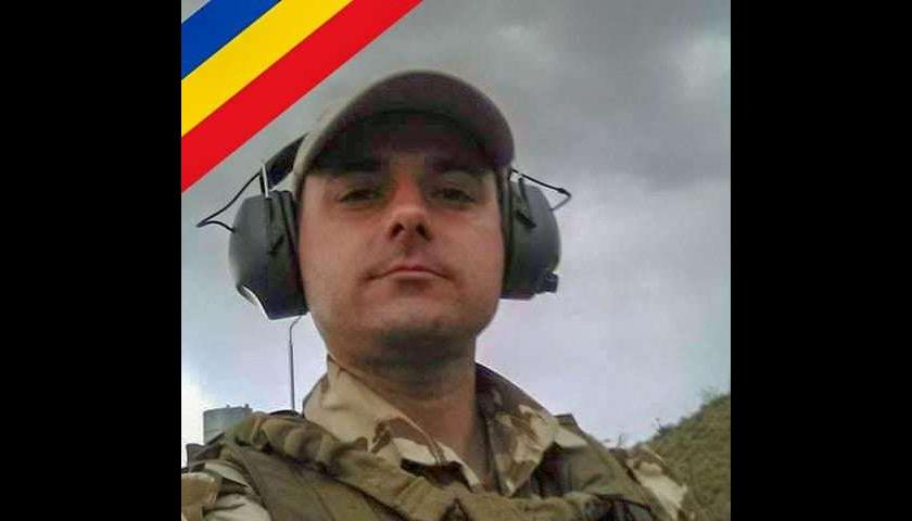 Caporalul cls. a III-a Ciprian-Ștefan Polschi a căzut la datorie în Afganistan