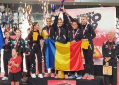 Naționala feminină a României - tenis de masă
