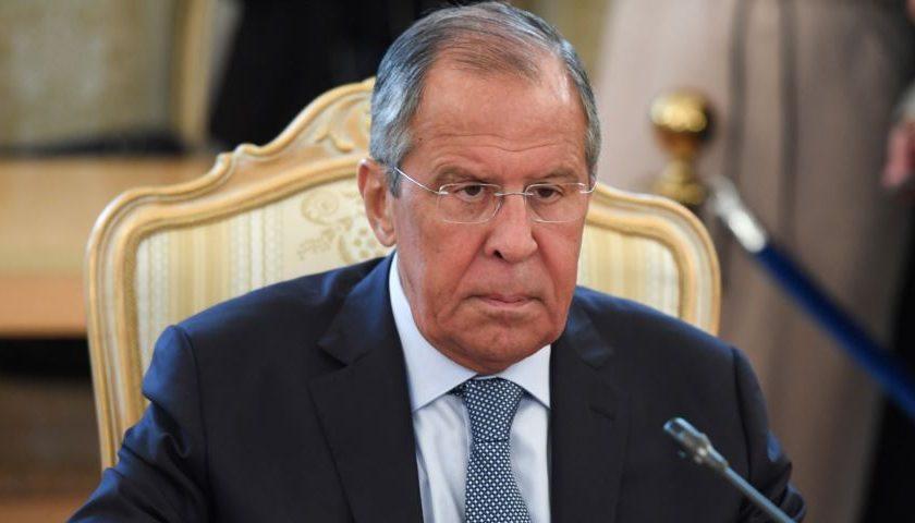 Ministrul rus de externe Serghei Lavrov confirmă intenţiile de retragere a arsenalului sovietic din Transnistria