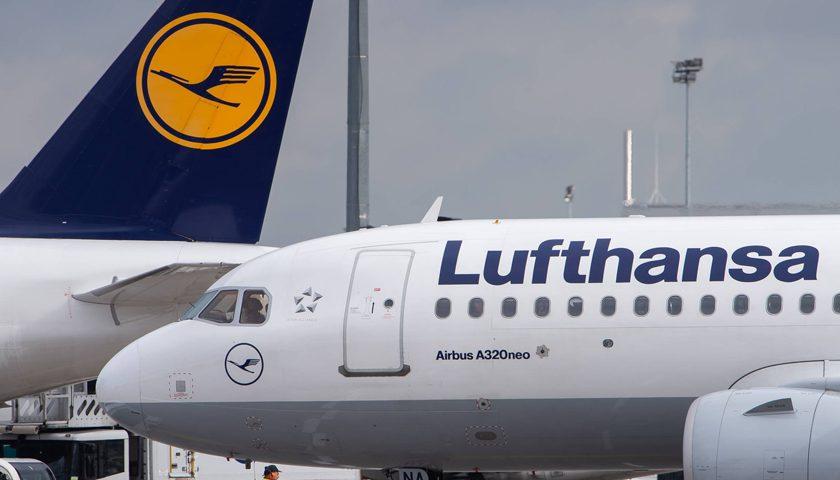 Compania Lufthansa în grevă. Sute de zboruri anulate
