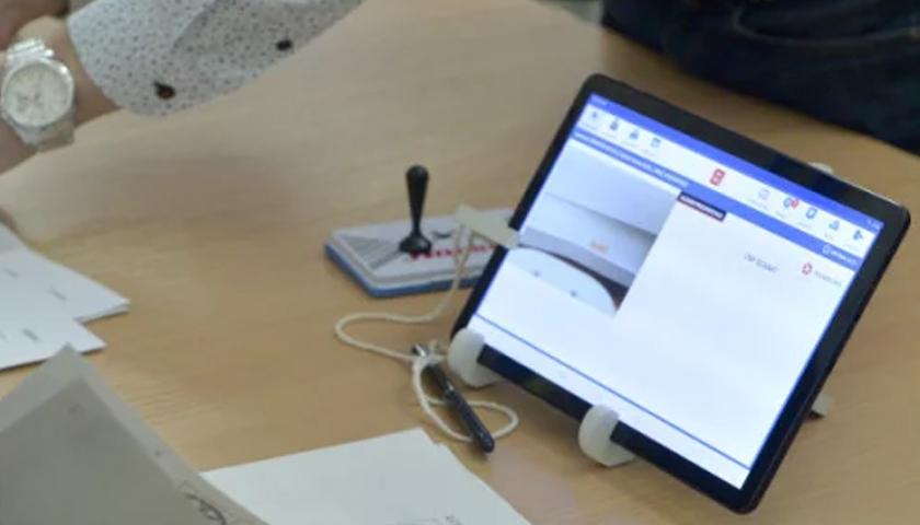 tableta vot