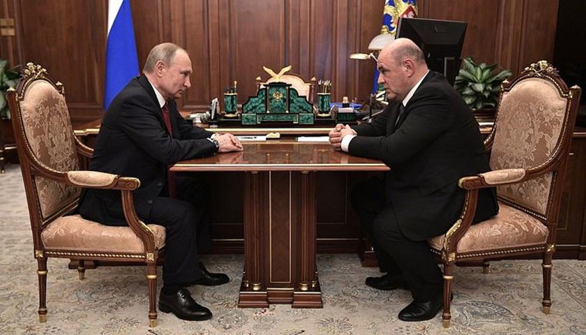 Şeful de la fisc, Mihail Mişustin, desemnat premierul Rusiei după demisia lui Medvedev