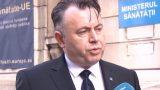 Nelu Tătaru a fost numit în funcţia de ministru al Sănătăţii