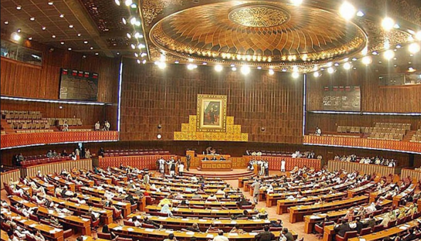 Parlamentul pakistanez