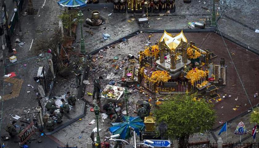 Tailanda atac