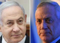 Benjamin_Netanyahu-Benny_Gantz-Israel