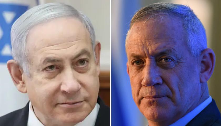 Benjamin Netanyahu îl devansează pe Benny Gantz în alegerile din Israel (exit-poll-uri)