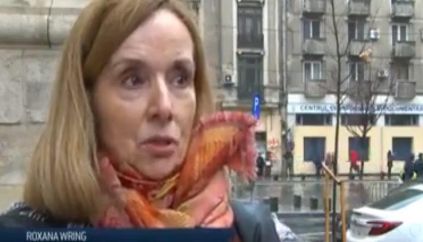 Roxana Wring a fost colaborator al Securităţii. Fostul lider al USR Bucureşti va contesta decizia CAB