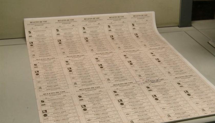 18.981.972 de cetățeni cu drept de vot înscriși în Registrul electoral la data de 30 iunie