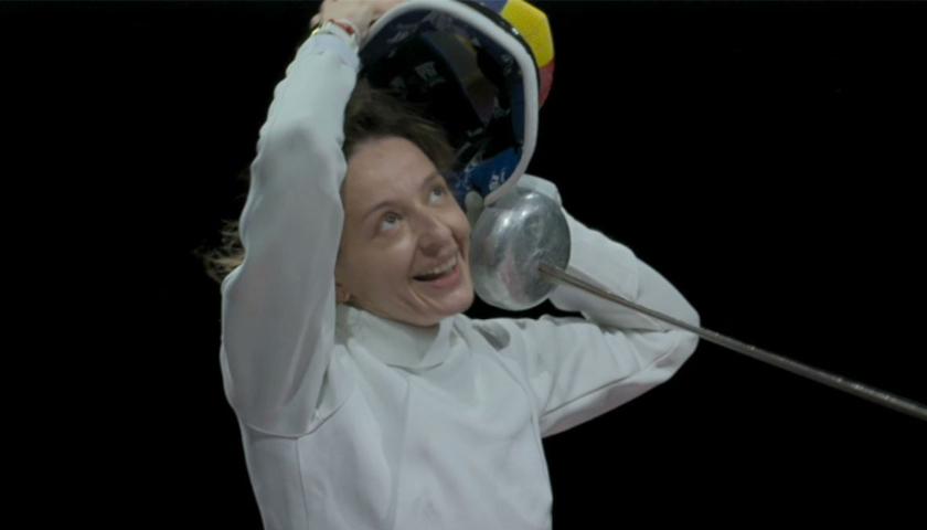 Ana-Maria Popescu a obţinut argintul la Jocurile Olimpice de la Tokyo