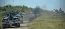 Sute de militari ai Forţelor Terestre ale SUA cu tancuri, mașini de luptă, elicoptere ajung în România pentru exerciţii multinaţionale