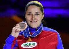 Bianca Pascu a luat medalia de bronz la Campionatul Mondial de Scrimă