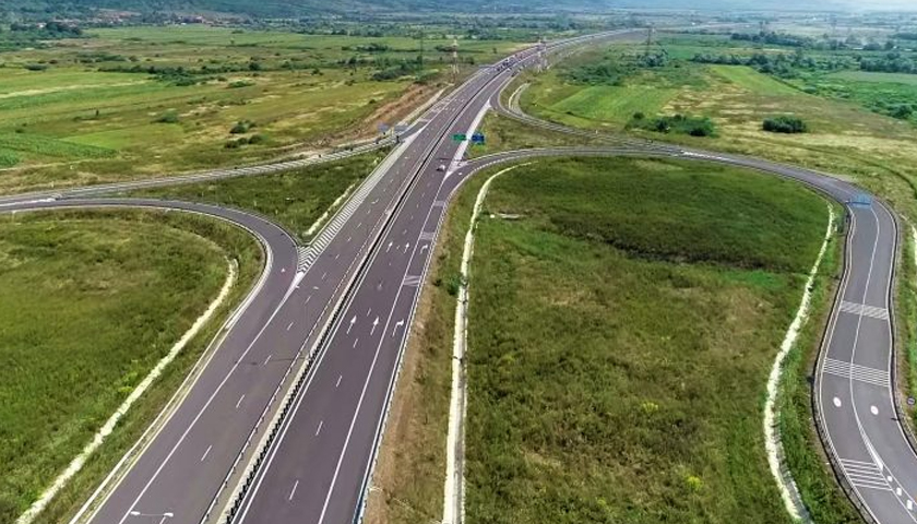 CNAIR a reziliat contractul lotului 3 al Autostrăzii Lugoj-Deva