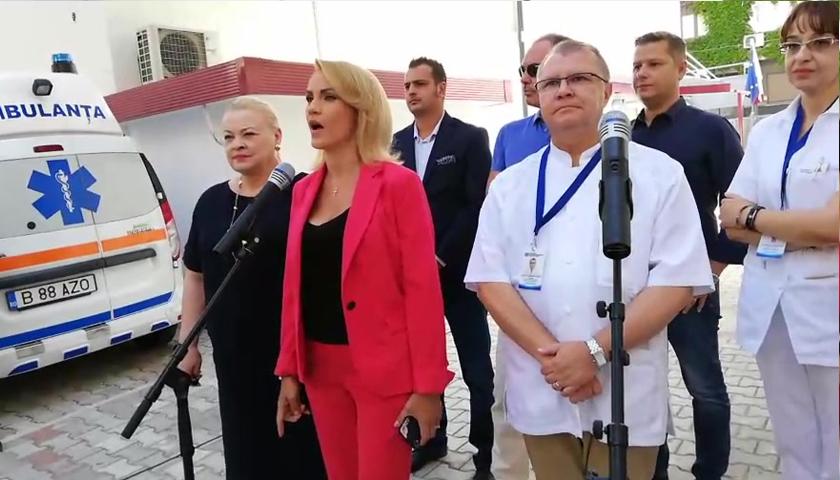 Noul corp al Spitalului de Boli Reumatismale, modernizat de Primăria Capitalei, a fost inaugurat