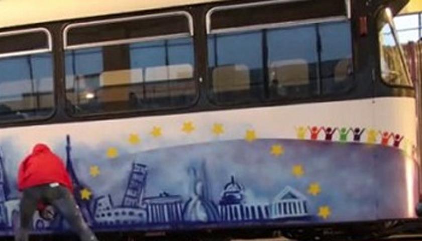 """""""Tramvaiul poeziei"""" va circula între 10 septembrie şi 1 octombrie în Capitală"""