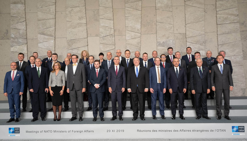 Reuniune ministri de externe - NATO