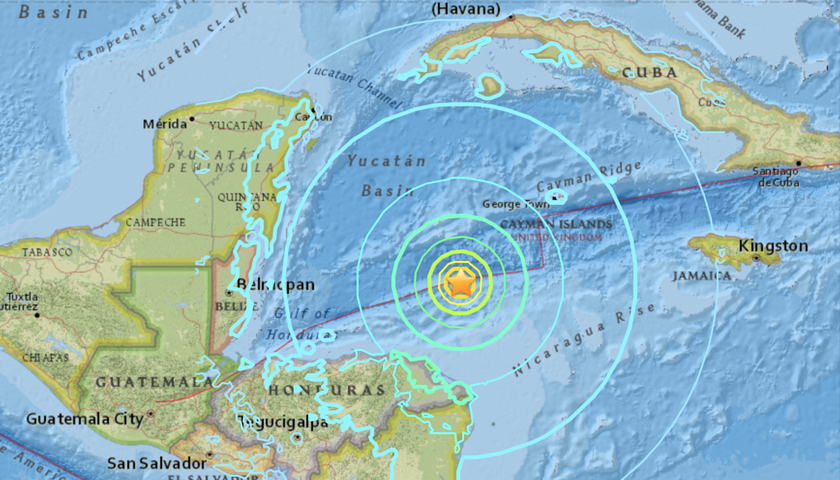 Cutremur în Caraibe