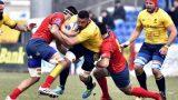 România a învins Spania în etapa a 3-a din REC la rugby