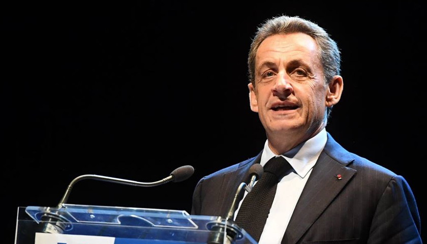 Nicolas Sarkozy, fostul preşedinte francez, a fost condamnat la trei ani de închisoare pentru corupţie şi trafic de influenţă